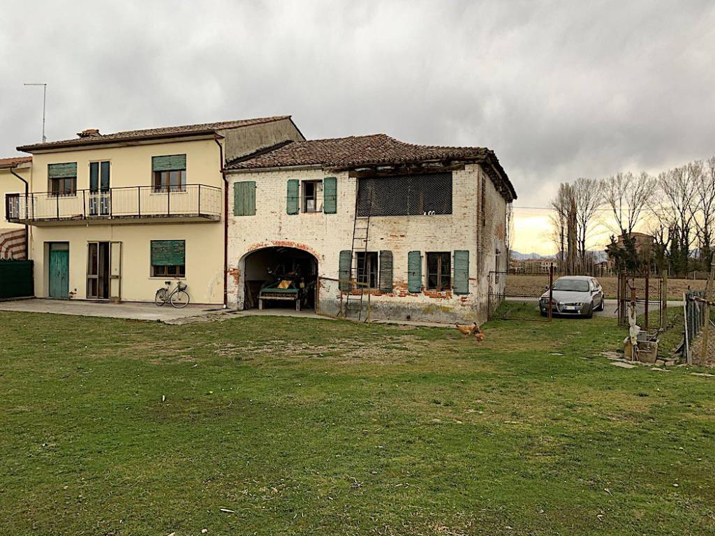 foto esterno casa e rustico Country house via San Martino, Morgano