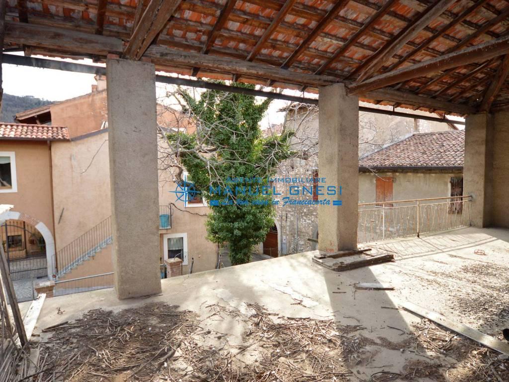 foto  Rustico vicolo Gas 1, Monticelli Brusati