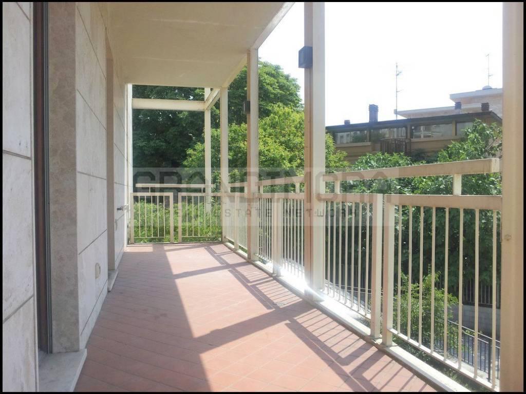 foto  Quadrilocale via San Gerolamo Miani, Bergamo