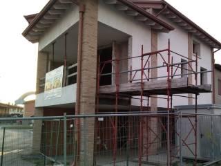 Foto - Stabile o palazzo via Dante Alighieri, Rudiano