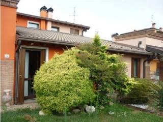 Foto - Villa a schiera via della Brusada, Pontoglio