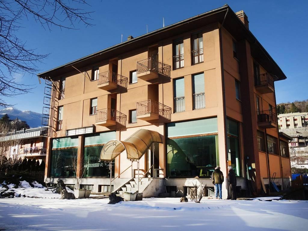 foto Esterni Building corso Ivrea, Aosta