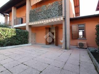 Foto - Villa a schiera via Caduti di Nassiriya, Chieve