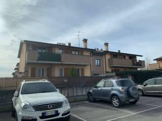 Foto - Trilocale via tripoli, Merzano, Merlino