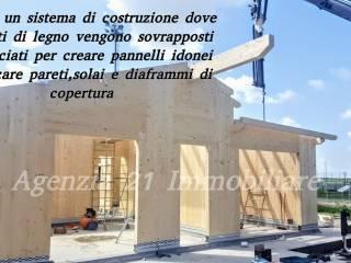 Foto - Villa bifamiliare, nuova, 100 mq, Voghiera