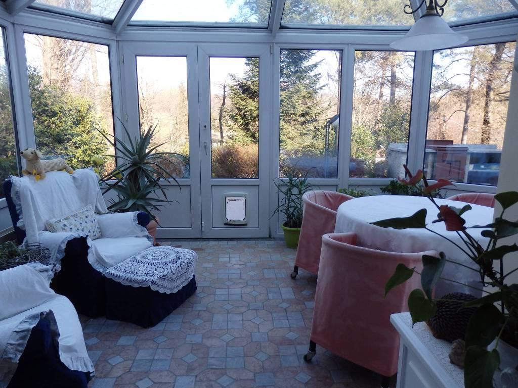 foto Veranda Single family villa via Chigollo, Cantù