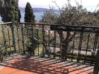 Foto - Trilocale via Partigiano Silvio Berto Solimano, Santa Margherita Ligure