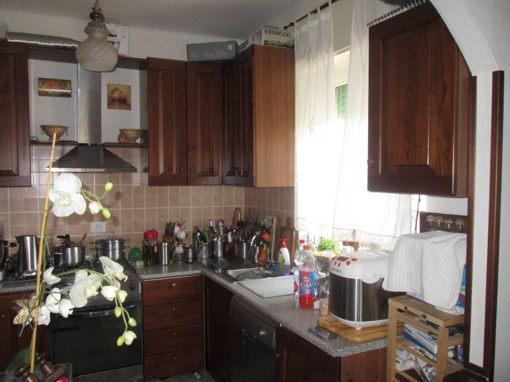 foto cucina Quadrilocale via Fratelli Giordanengo 86, Roccavione
