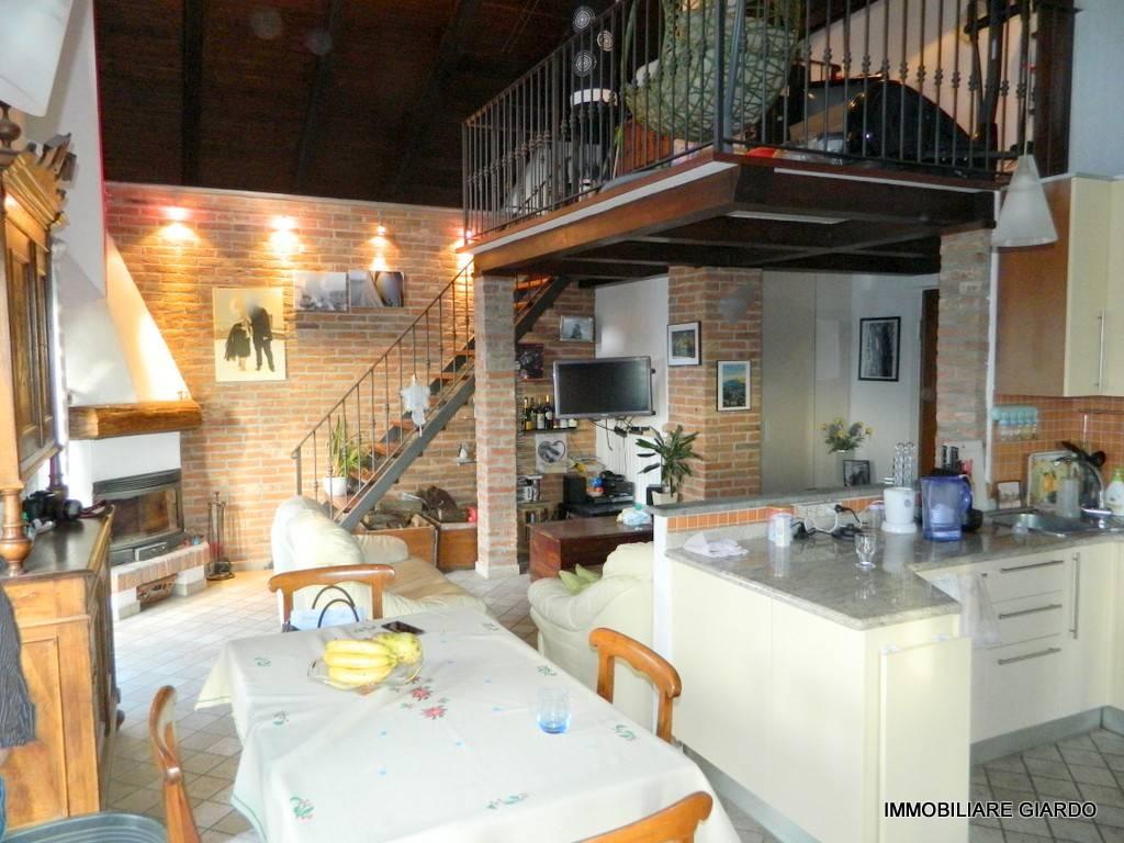 foto SOGGIORNO 3-room flat excellent condition, first floor, Castelnuovo Don Bosco