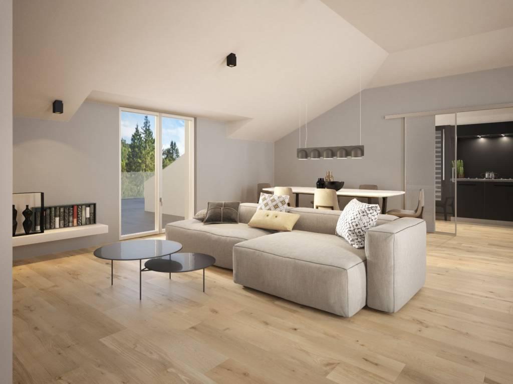 foto  Penthouse via Cesare Aroldi 44-A, Viadana