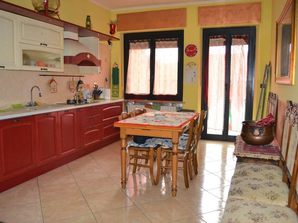 foto Cucina 2-room flat piazza Roma 3, Rubiana