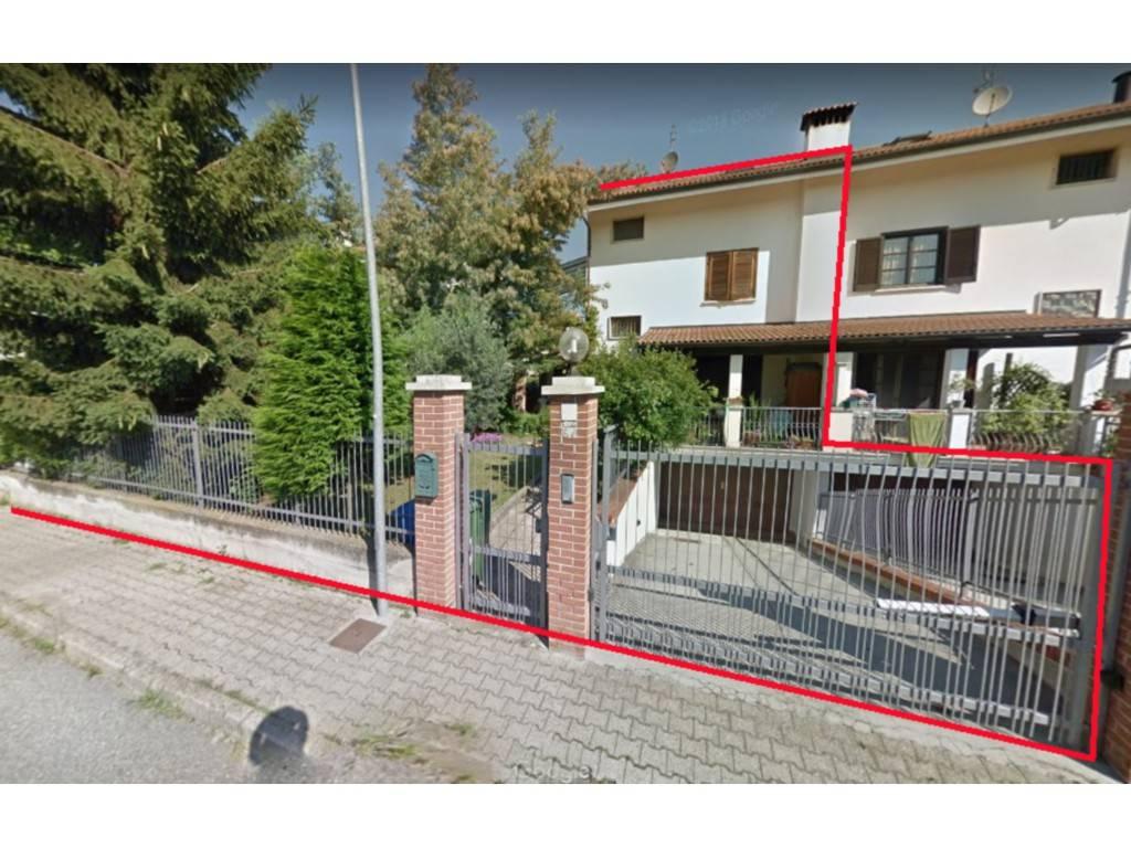 foto esterno Single family villa via Giosuè Carducci 12-2, Bruino