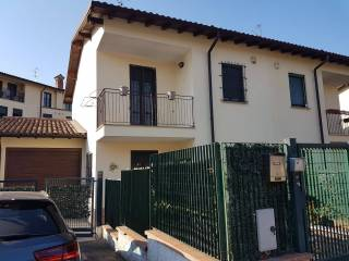 Foto - Villa unifamiliare via Michelangelo Buonarroti, Gerenzago