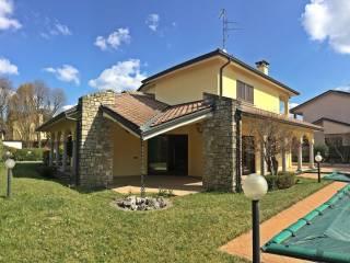 Foto - Villa unifamiliare, buono stato, 480 mq, Mezzago