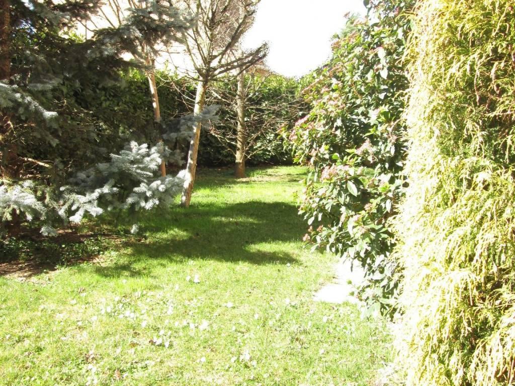 foto giardino Terraced house via Giovanni Verga, Mediglia