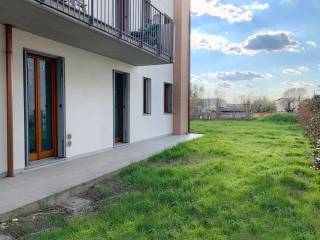 Photo - 3-room flat via Monsignor Don Giacomo Maggioni, Romano di Lombardia