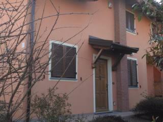 Foto - Villa a schiera via Santa Croce, Vignolo