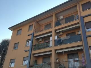 Foto - Trilocale via Giordano Bruno 30, Cerro Maggiore