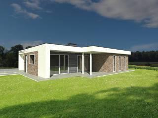 Foto - Villa unifamiliare, nuova, 130 mq, Acquanegra sul Chiese