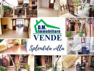 Foto - Villa a schiera 4 locali, buono stato, Carinaro
