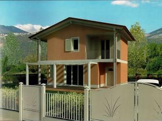 Foto - Villa unifamiliare, nuova, 120 mq, Piano Di Conca, Massarosa