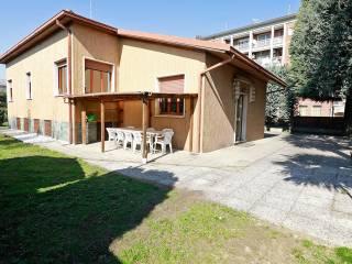 Foto - Villa unifamiliare via Cardinale Agostino Gaetano Riboldi, Paderno Dugnano