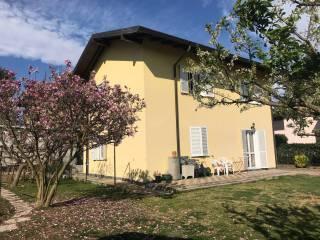 Foto - Villa bifamiliare, ottimo stato, 140 mq, Caronno Varesino