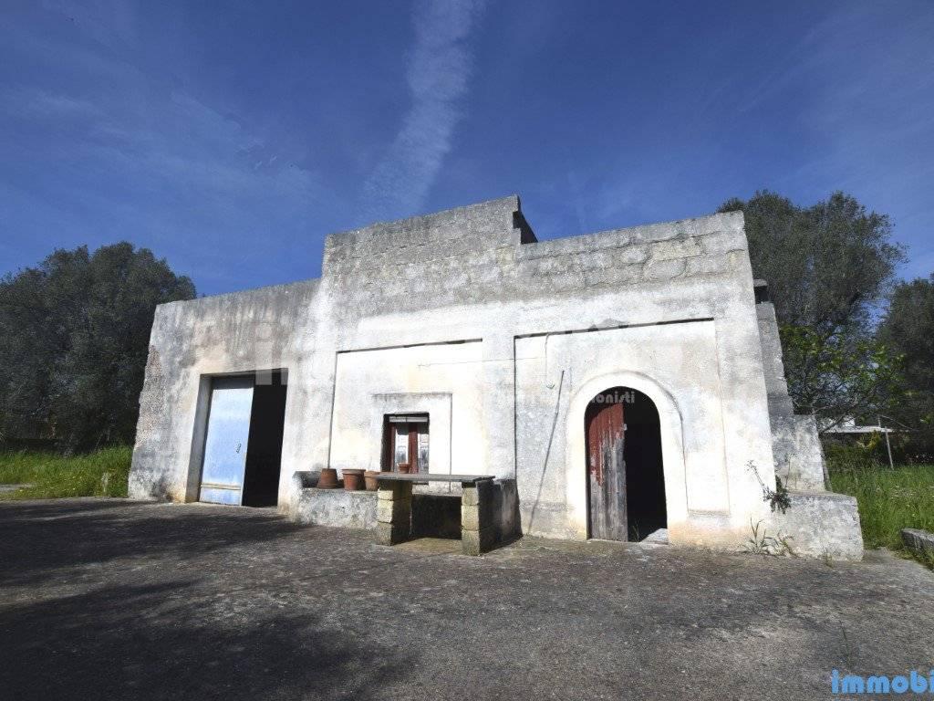 foto esterno Rustico, da ristrutturare, 66 mq, Oria