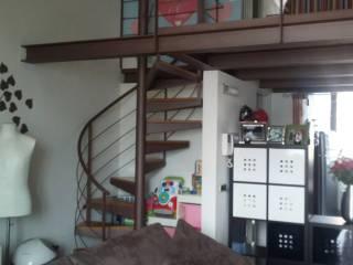 Foto - Loft, ottimo stato, terzo piano, Borgo Rovereto - Piscina, Alessandria