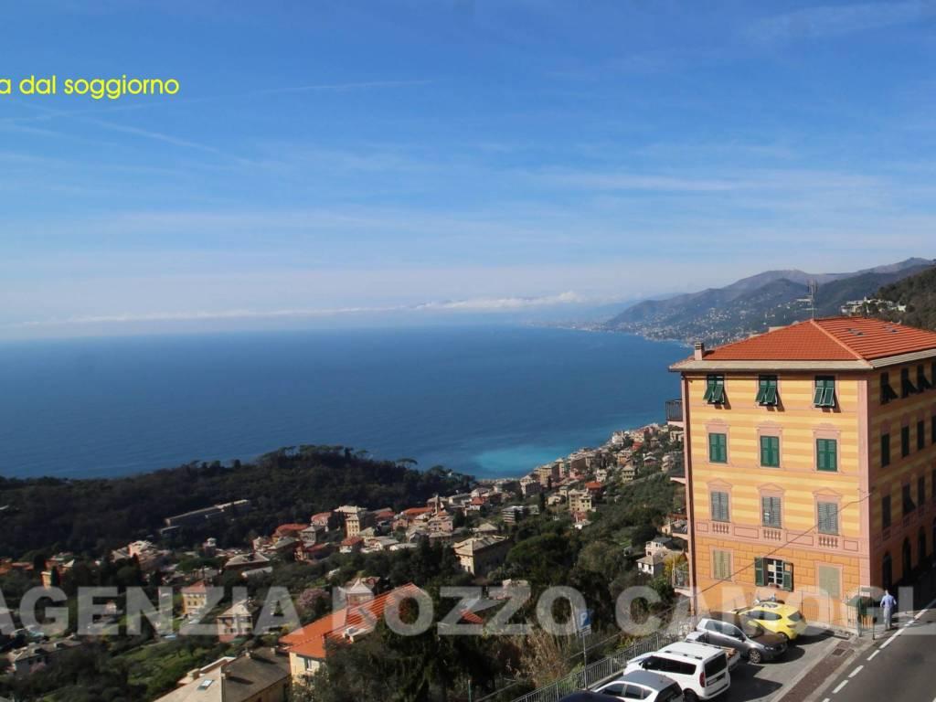 foto La vista Appartamento via Aurelia, Camogli