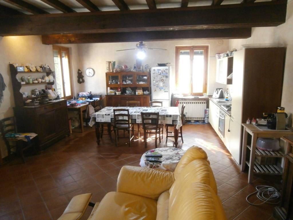 foto sala 1 Single-family townhouse via Martiri della Liberta' 46-54, Porto Mantovano