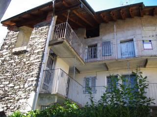 Foto - Terratetto unifamiliare vicolo San Filippo 4, Santino, San Bernardino Verbano