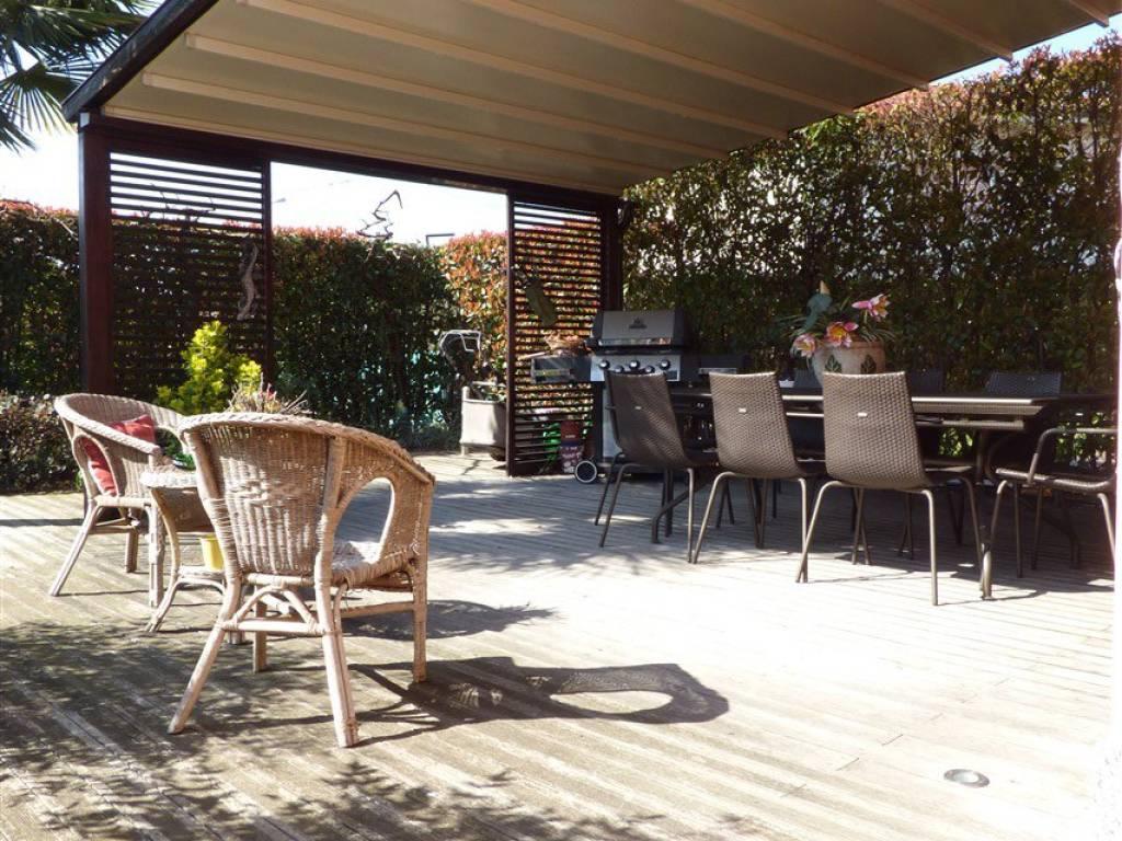 foto Portico Two-family villa via Trento, Settala
