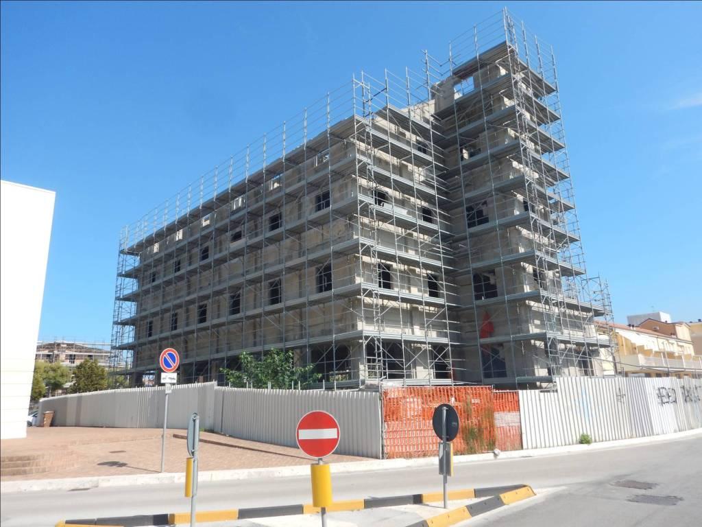 foto Esterno Palazzo / Stabile all'asta via Martiri di Cefalonia, Porto San Giorgio