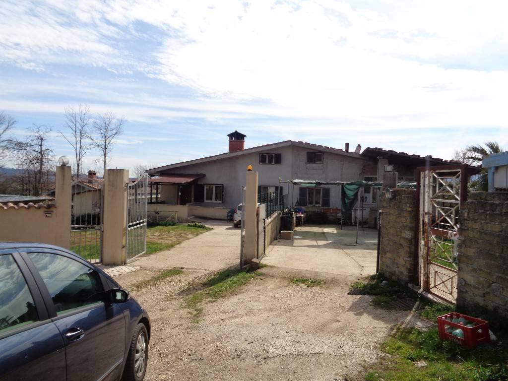 foto  Two-family villa via Trovano 1, Genazzano