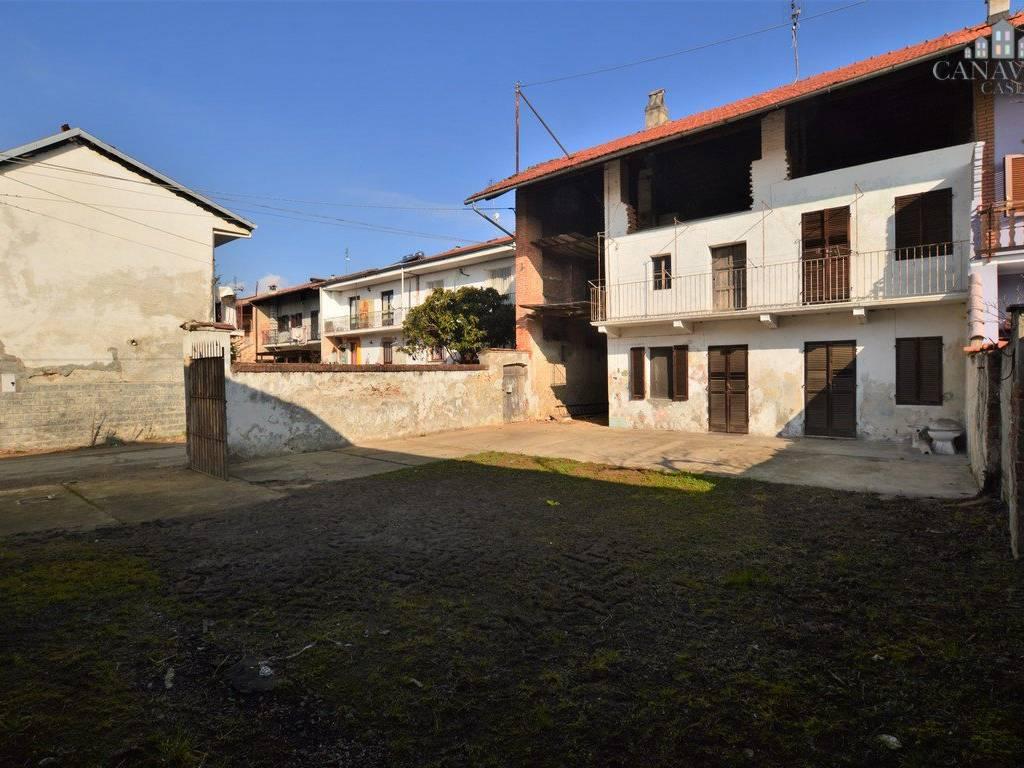foto facciata interna Single-family townhouse Borgata Sant'Antonio 41, Favria