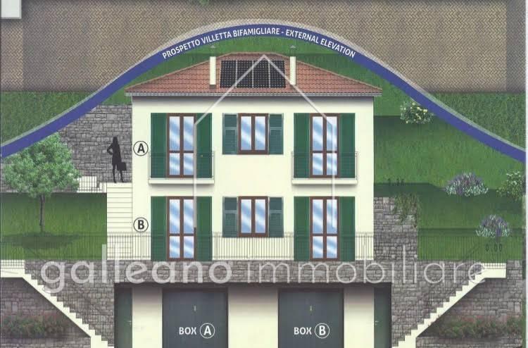 foto progetto Terreno edificabile residenziale a Varazze