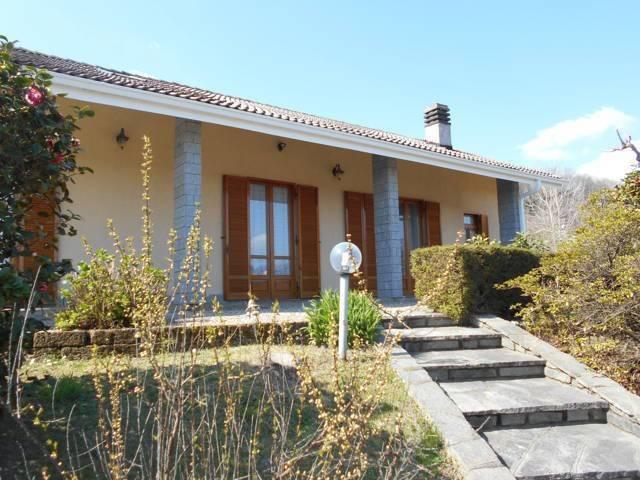 foto VILLA S.PIETRO VAL LEMINA Villa unifamiliare, buono stato, 237 mq, San Pietro Val Lemina