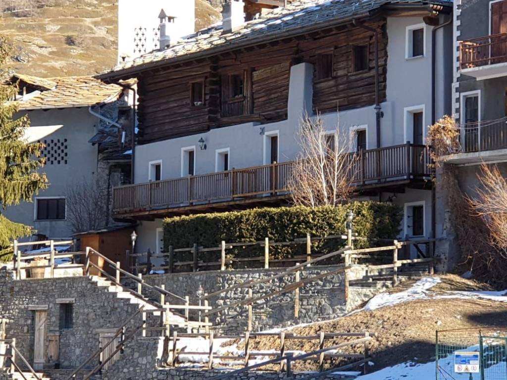 foto  4-room flat frazione Epinel, Cogne