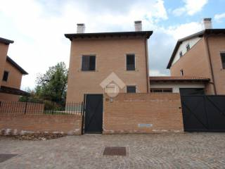 Foto - Villa a schiera via San Martino, Monte San Pietro