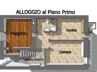 Photo - 3-room flat via dei Martiri 38, Villar Pellice