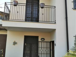 Foto - Villa bifamiliare via Genzone, Gerenzago