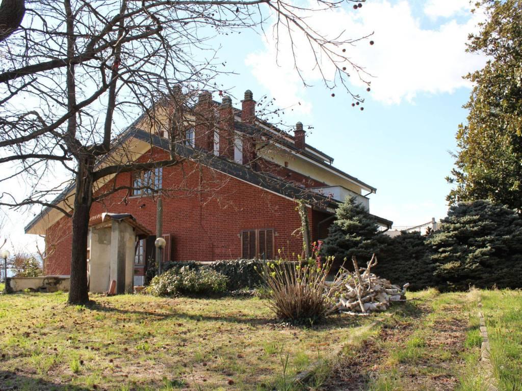 foto ESTERNO Single family villa via per Cuceglio, Agliè