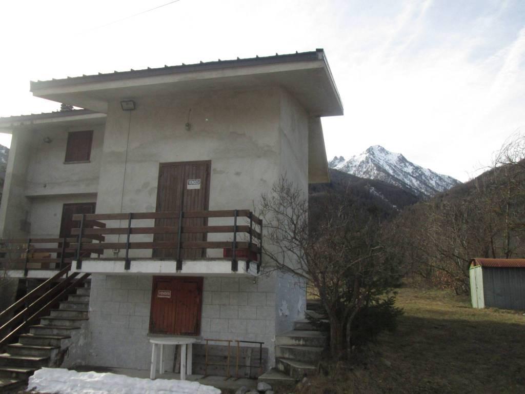 foto facciata Two-family villa, good condition, 150 sq.m., Aisone