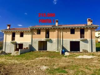 Foto - Villa a schiera via Divisione Julia, Salcedo