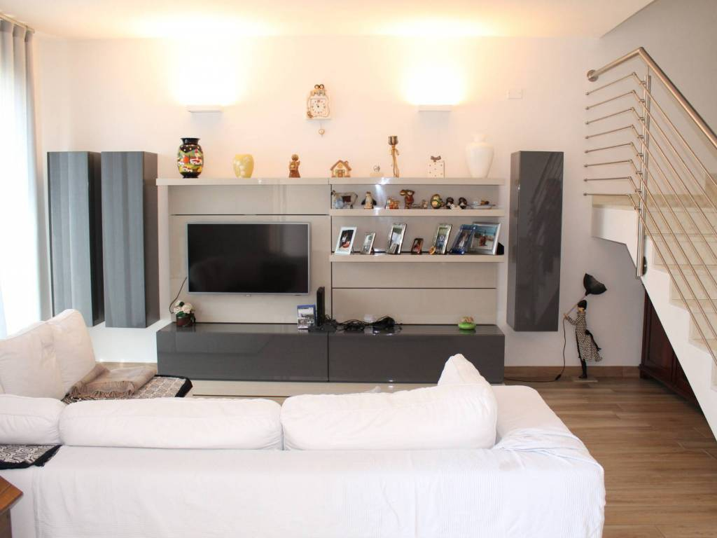 foto  Villa a schiera via Roma, Casalserugo