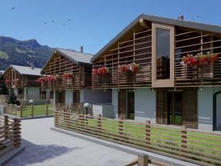 Photo - Single family villa, new, 80 sq.m., Ayas