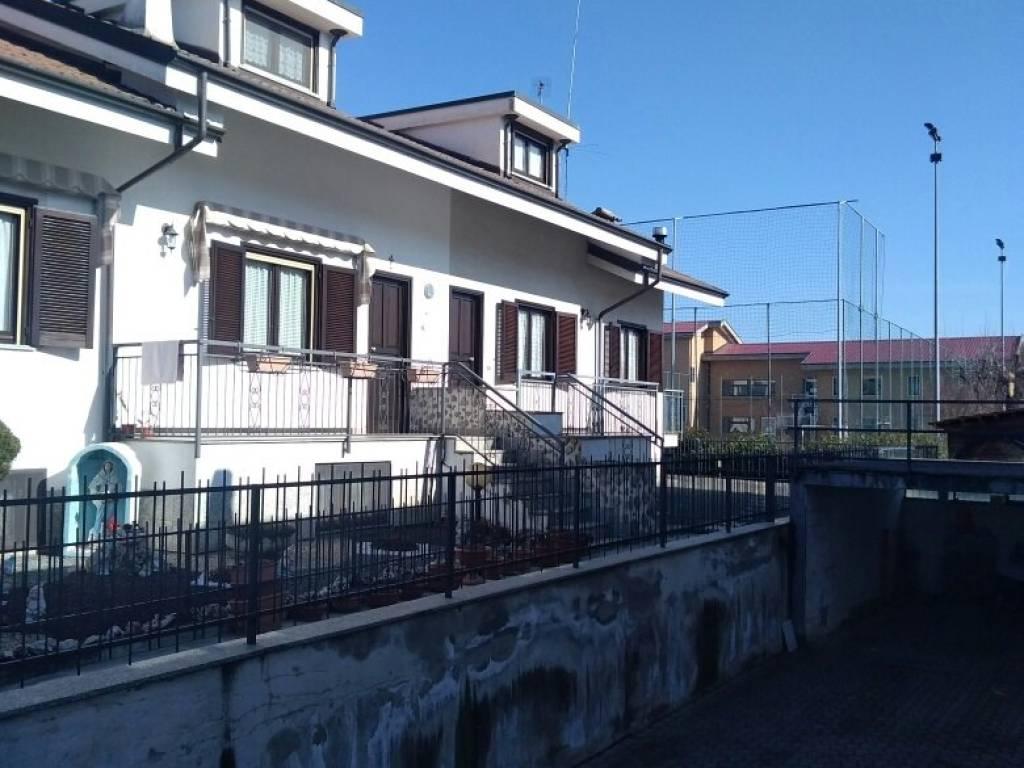 foto  Two-family villa via Valdo Fusi, Airasca