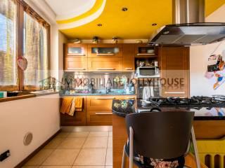Photo - Terraced house via Alcide De Gasperi, Cene