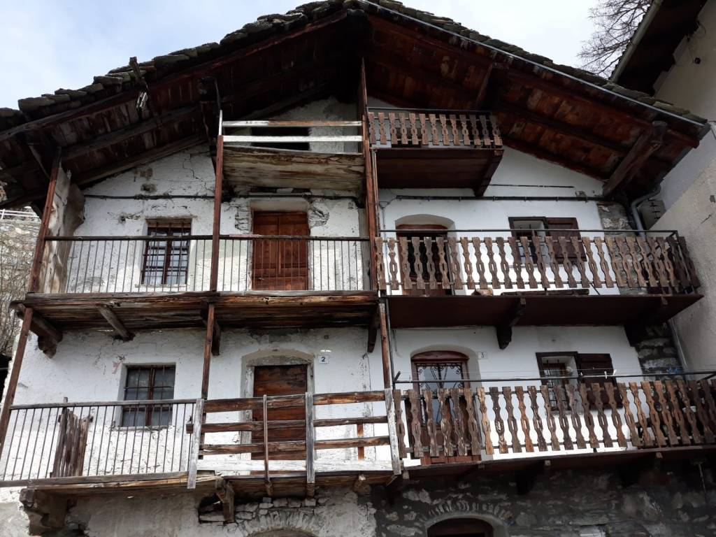 foto  Country house frazione Moulin 1, Bionaz